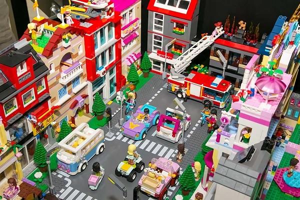 Juego de construcción de ciudades