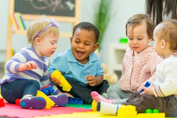 Juego de construcción para niños de 2 a 3 años