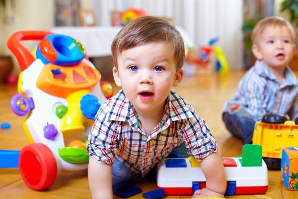 Juegos de construcción para niños de 2 a 3 años
