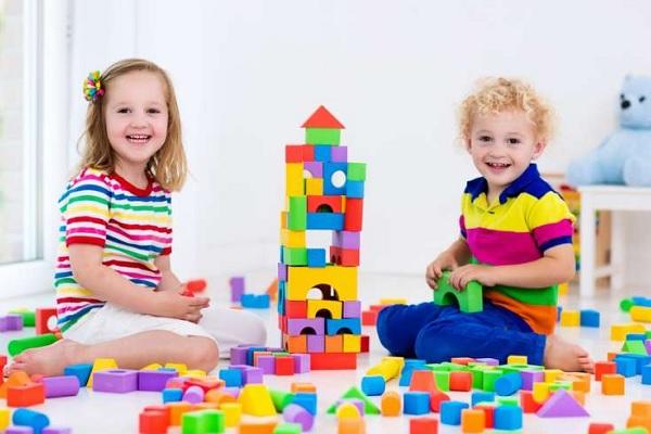 Juegos de construcción para niños de 3 a 6 años