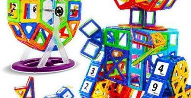 Juegos de construcciones magnéticas