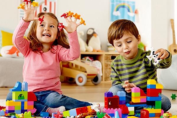 Juegos de construir