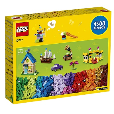 LEGO Classic 10717 ladrillos, ladrillos, ladrillos
