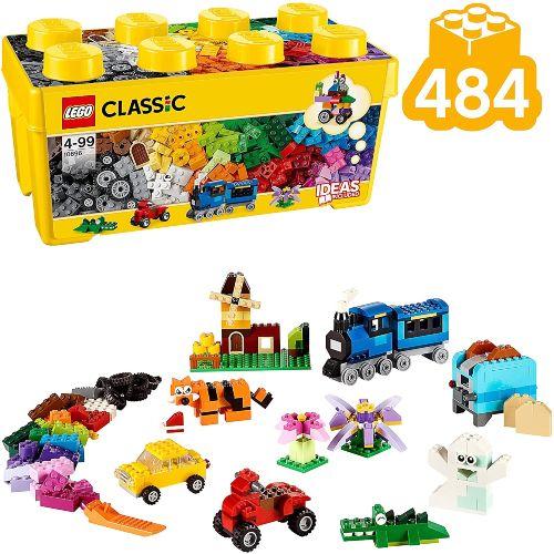 set LEGO Classic 10696 caja de ladrillos creativos mediana