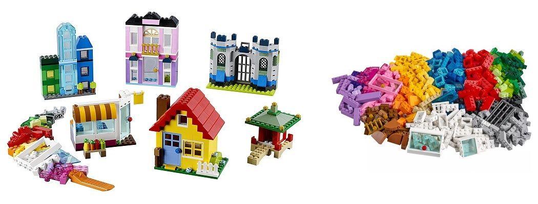 set LEGO Classic 10703 Caja del constructor creativo