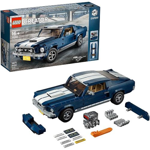 lego ford mustang creator expert 10265