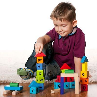 Juegos de construccion para niños de 3 a 6 años