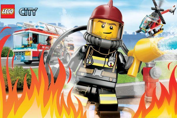 bomberos lego logo