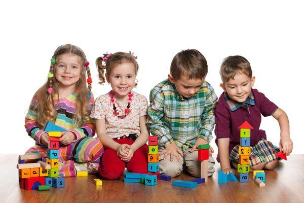 juego de construcción para niños de 4 a 5 años