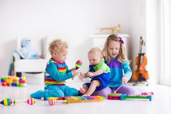 juegos de construcción para niños de 1 a 2 años