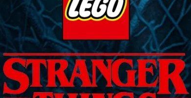 lego stranger things logo