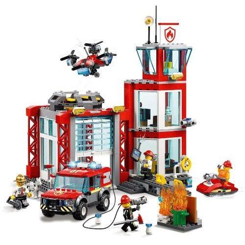 legos de bomberos