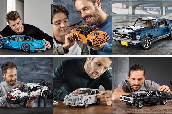 mejores coches lego