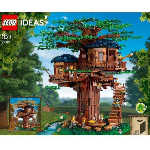 LEGO Casa del arbol Ideas 21318