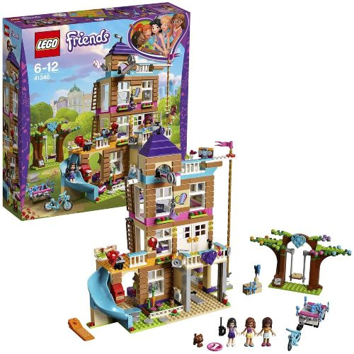 Lego Friends Casa De La Amistad 41340 Ofertas 2021