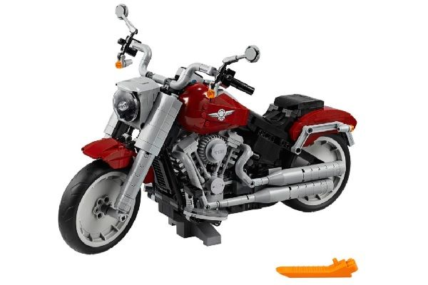10269 Creator Expert LEGO Harley Davidson Fat Boy
