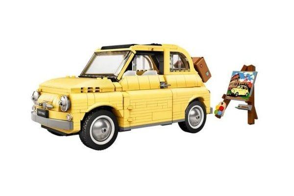 LEGO Fiat 500 Creator Expert