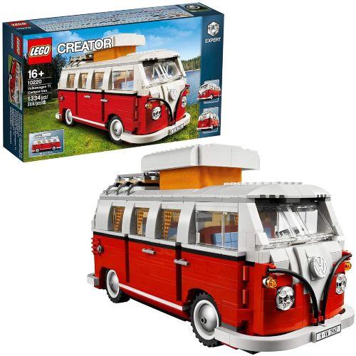 LEGO Furgoneta Volkswagen T1 Creator 10220