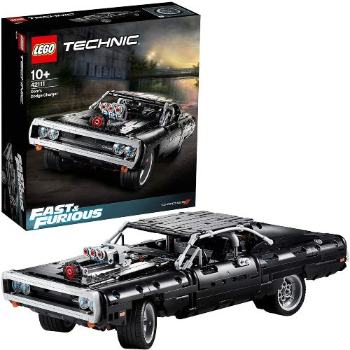 LEGO Dodge Charger Technic 42111