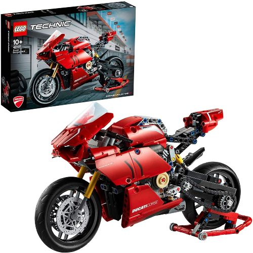 LEGO Ducati Panigale V4 R Technic 42107