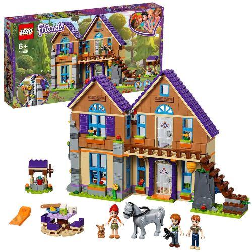 LEGO Friends casa de Mia 41369