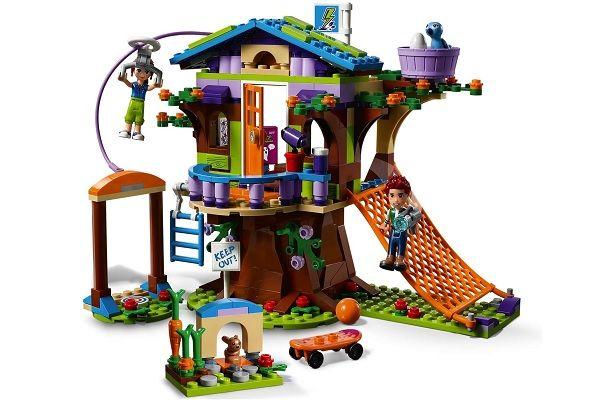 LEGO Friends la Casa en el arbol de Mia 41335