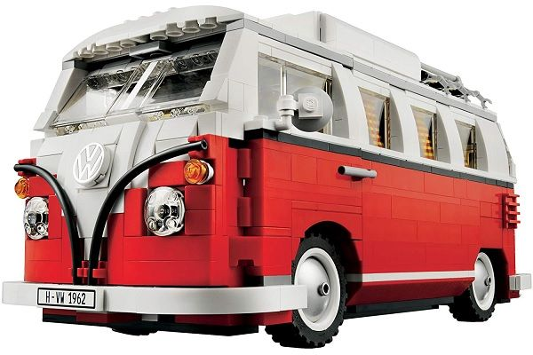 LEGO Furgoneta Volkswagen T1 10220