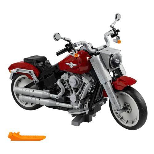 LEGO Harley Davidson Fat Boy 10269 Creator Expert