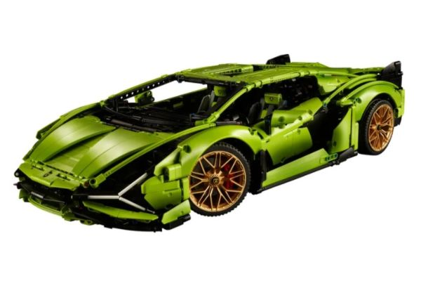 LEGO Lamborghini Sián FKP 37 Technic 42215