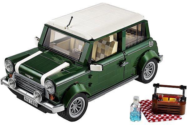 LEGO Mini Cooper Creator expert 10242