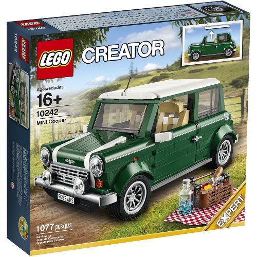 Lego Mini Cooper 10242 Creator Expert