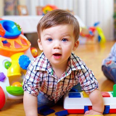 Juegos de construccion para niños de 2 a 3 años