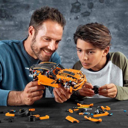 mejores coches de lego