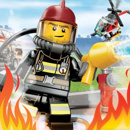 sets lego de bomberos