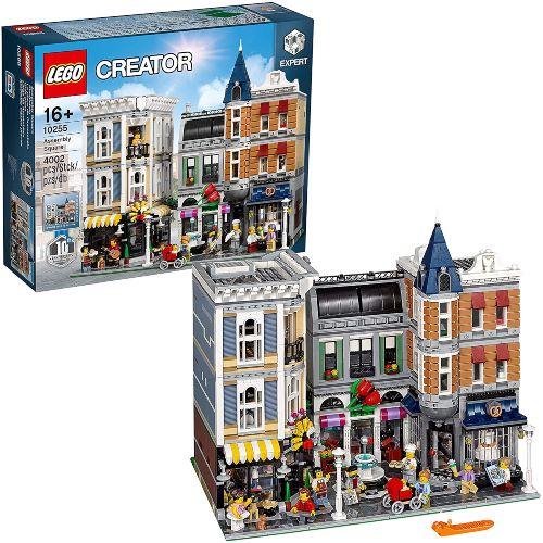 LEGO Gran Plaza Creator Expert 10255