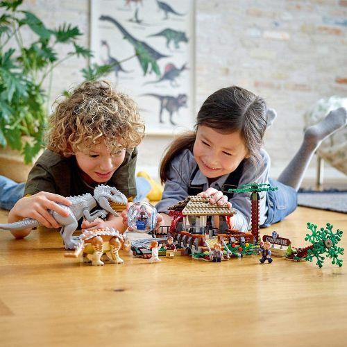 LEGO Indominus Rex vs Ankylosaurus 75941 jurassic world