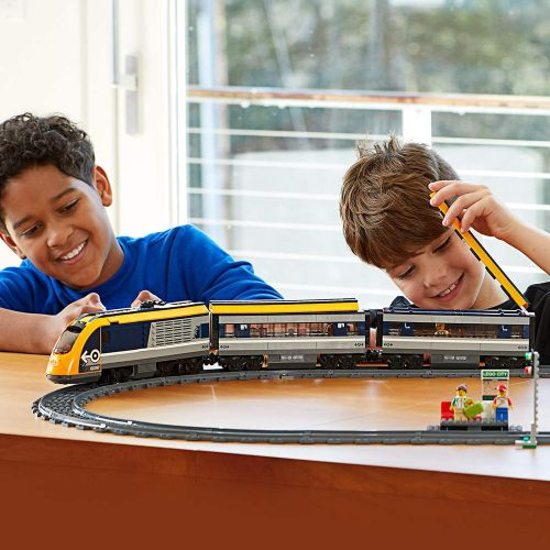 mejores trenes de lego